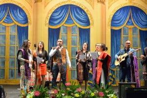 persembahan musik Punguan Batak