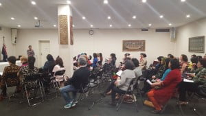 Seminar Kepemimpinan Perempuan dihadiri setidaknya 50 hadirin