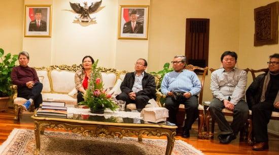 TODUNG MULYA LUBIS INGIN HUKUM INDONESIA DIMANTAPKAN