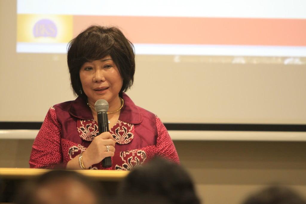 Project Director Celebration of Indonesia dan Ketua BKS Sherley Hadisaputra