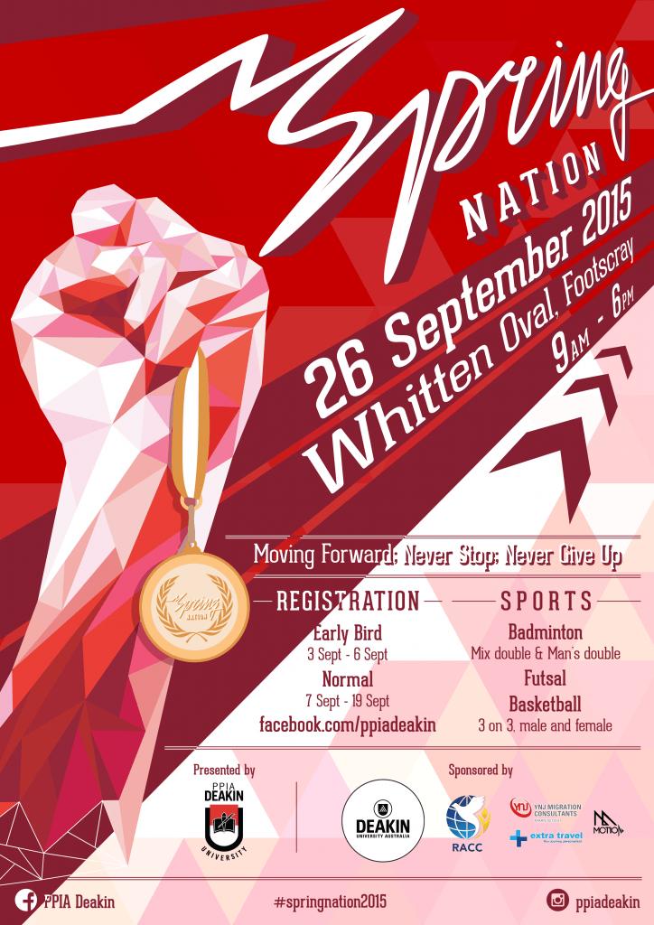 SPRINGNATION Final Poster