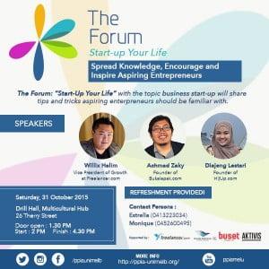 The Forum PPIAMU