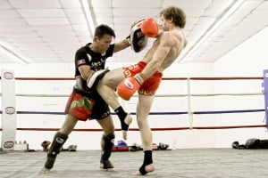 INFO BUSET - MARTIAL ARTS 1 - Muay thai