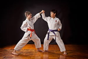 INFO BUSET -  MARTIAL ARTS 4 - karate