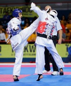 INFO BUSET - MARTIAL ARTS 5 - Taekwondo