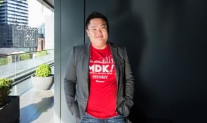 Willix Halim, Vice President of Growth dari Freelancer.com