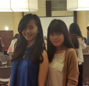Sylvana Dea (Bachelor of Science) & Safira Paramitha (Bachelor of Arts)