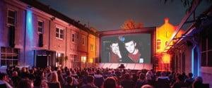 BUSET SPESIAL VALENTINE - KEGIATAN UNIK 4 shadow electric cinema