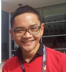 Budi Sudarto Peer Education Coordinator Victorian AIDS Council