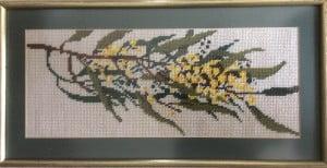 "Tapestries: ""Wattle"" Karya: Syahisti Abdurrachman"