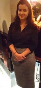 Hannah Purdy, Managing Editor of Inside Indonesia