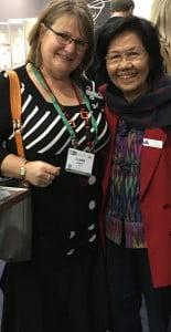 Bersama Claire Hewat, Chief Executive Officer DAA
