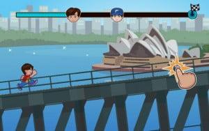 Harbour Bridge challenge