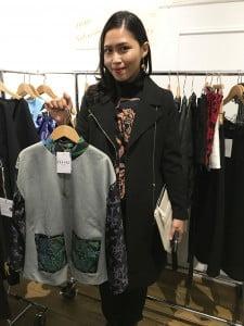 Jessica Sambudiono, 23, D.O.M Indonesia