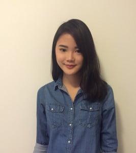 Cheryil Erika, Mahasiswi RMIT University jurusan Communication (Advertising)