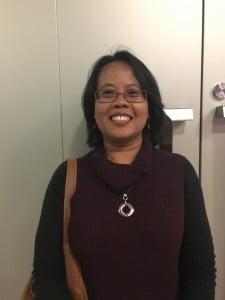 Elisabeth,Guru Bahasa Indonesia di Laverton