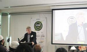 Ketua Victorian Legislative Council Bruce Atkinson