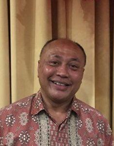 Drs. I Gede Marsaja, M.Ed, Ph.D, yang adalah ketua dari kelompok Mahindra Bali,