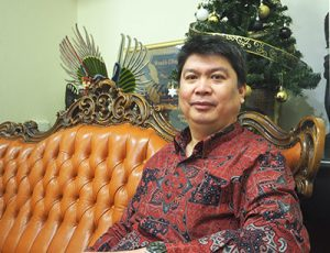 Ketua Pengurus BKS 2016-2018 Join Kullit