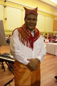 Ketua Bona Taon 2017 Antonius Tobing